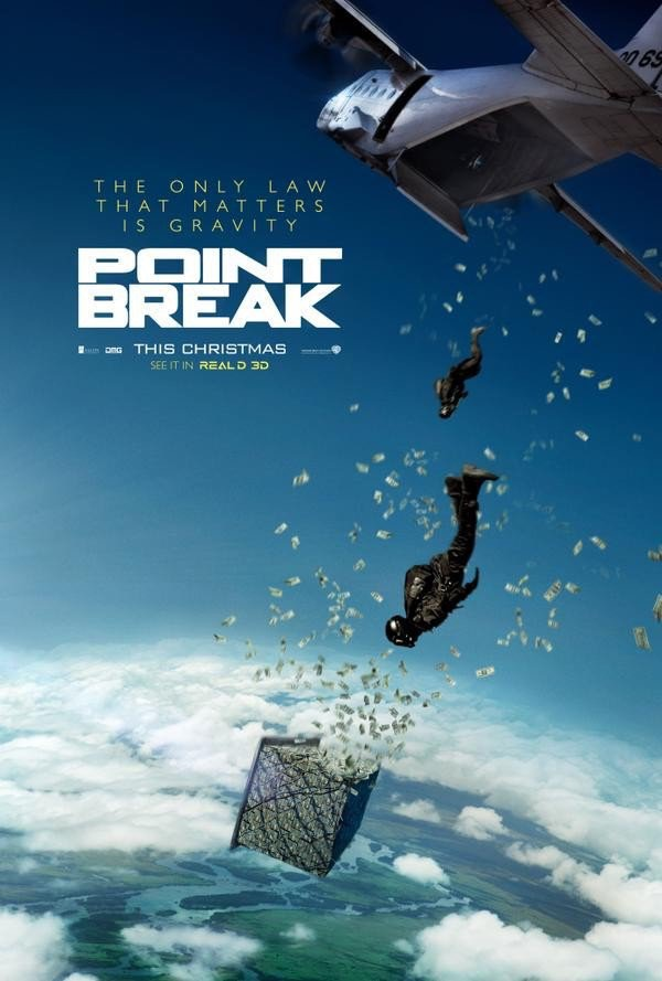 10 สิ่งที่ได้รู้จากหนังเรื่อง #PointBreak