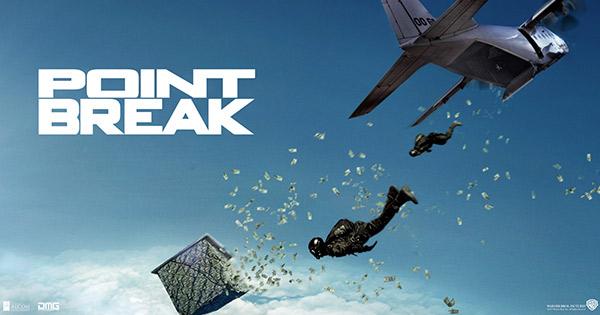"""10 สิ่งที่ได้รู้จากหนังเรื่อง #PointBreak """"ยังไม่ดูห้ามอ่าน"""" #mottoTH"""