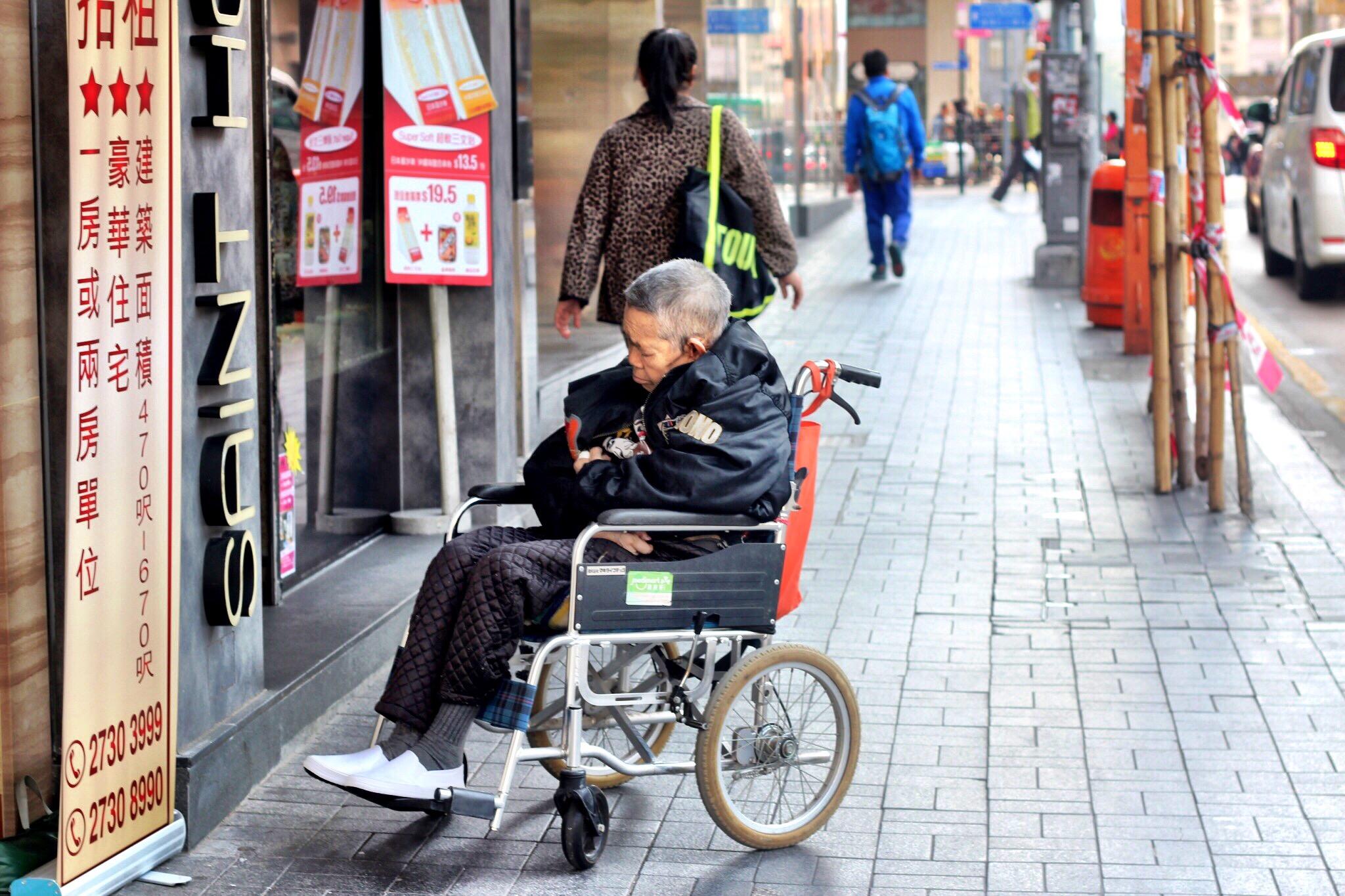 Humans of Hong Kong :: #iczzHK @iczz @amonraya