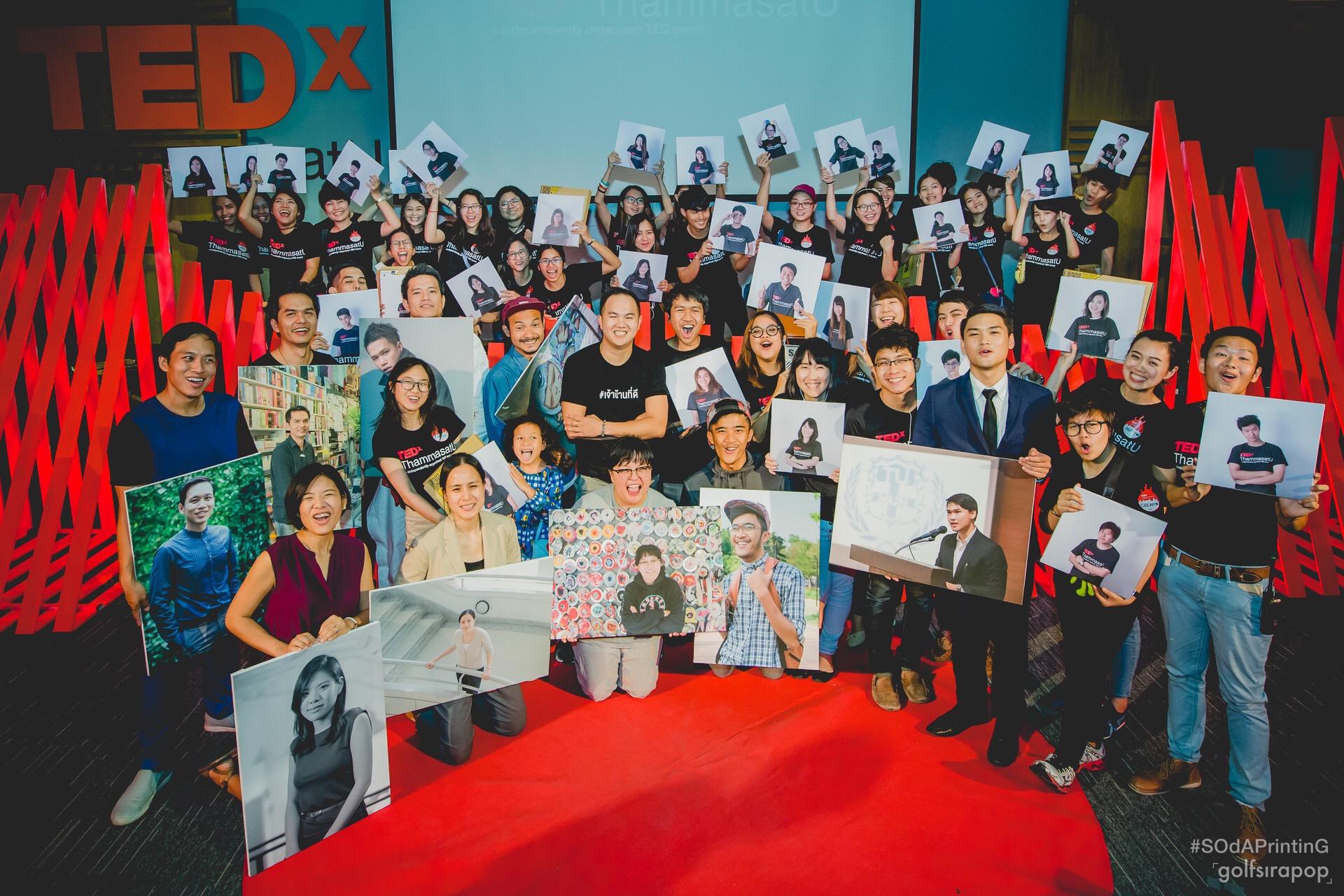 TEDx #TEDxThammasatU [สยามเมืองยิ้ม]