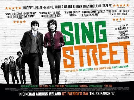 8 คำพูดดีๆ สร้างกำลังใจ จากหนังเรื่อง Sing Street , คำคม หนัง Sing Street , รีวิวหนัง Sing Street , หนังดีที่ควรดูปี 2016 Sing Street ,รีวิวหนัง Sing Street Pantip , Sing Street pantip