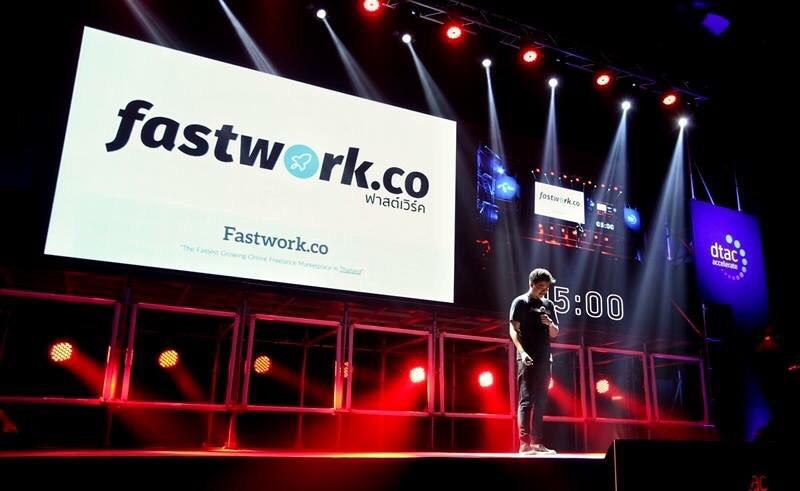 Fastwork.co คืออะไร ,Fastwork.co #StartUp ช่วยหา #Freelance ออนไลน์อันดับหนึ่งของไทย