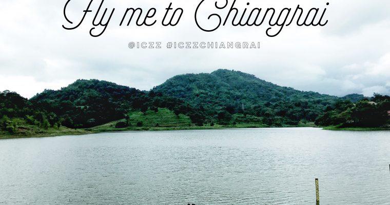 Fly to me Chiangrai [One Day Trip] #iczzChiangRai รีวิวตะลุยกินเที่ยว เชียงราย โซนมหาวิทยาลัยแม่ฟ้าหลวง กินเที่ยวครบ จบใน 3 ชั่วโมงก่อนขึ้นเครื่อง