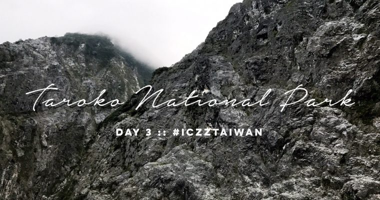 รีวิวเที่ยว ไต้หวัน :: Taiwan 101 Top things to do in Cingjing – Taroko National Park,Taiwan  EP.3/6 @iczz #iczzTaiwan