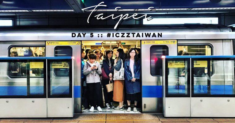 รีวิวเที่ยว ไต้หวัน สายอาร์ต :: Taiwan 101 Top things to do in Taipei ,Taiwan  EP.5/6 @iczz #iczzTaiwan
