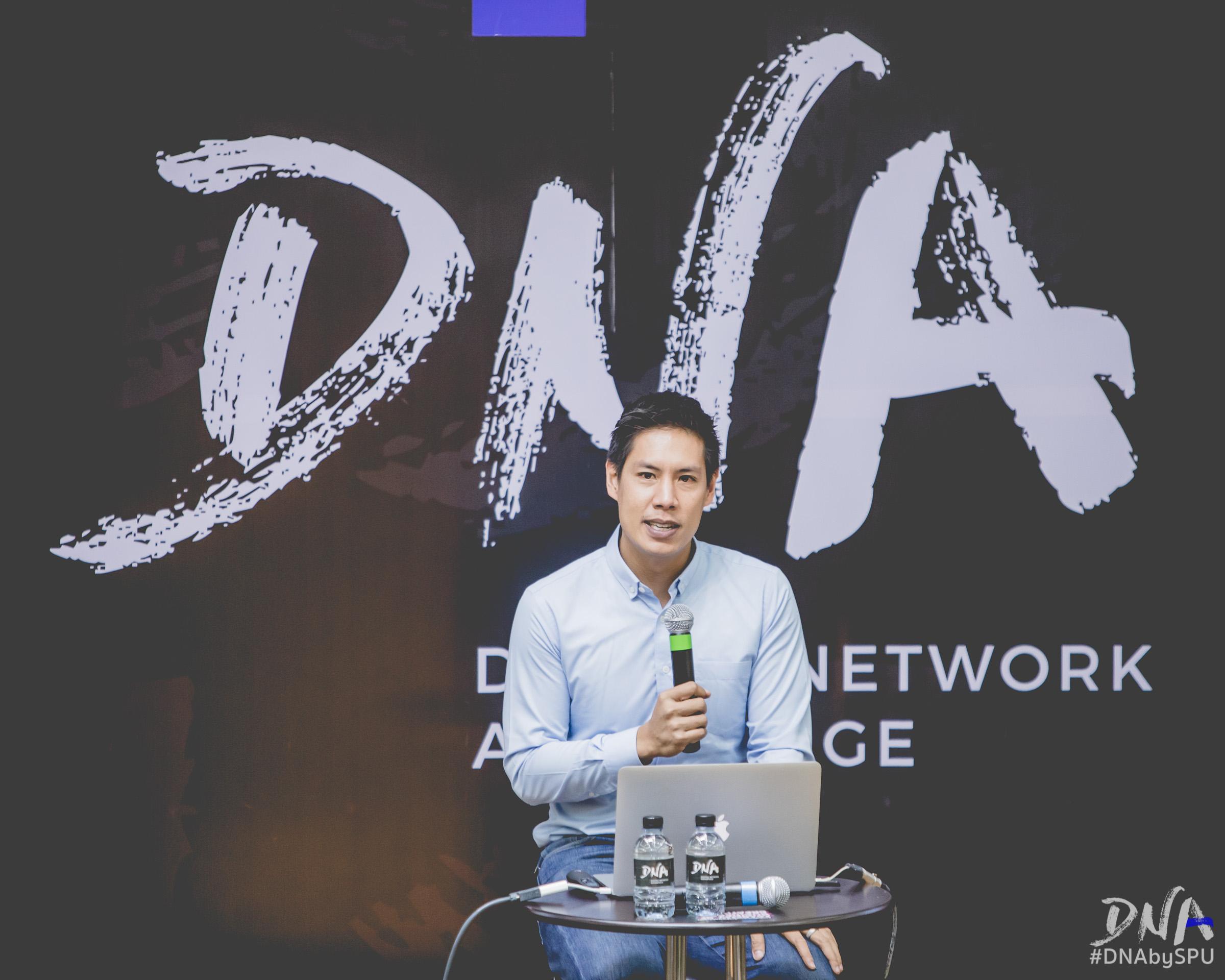 #DNAjournal EP.18 #DNAbySPU [Emerging Trend :: เทคโนโลยี…ที่เปลี่ยนเรา] คุณจอมทรัพย์ สิทธิพิทยา ผู้ก่อตั้งบริษัท EXZY Company Limited