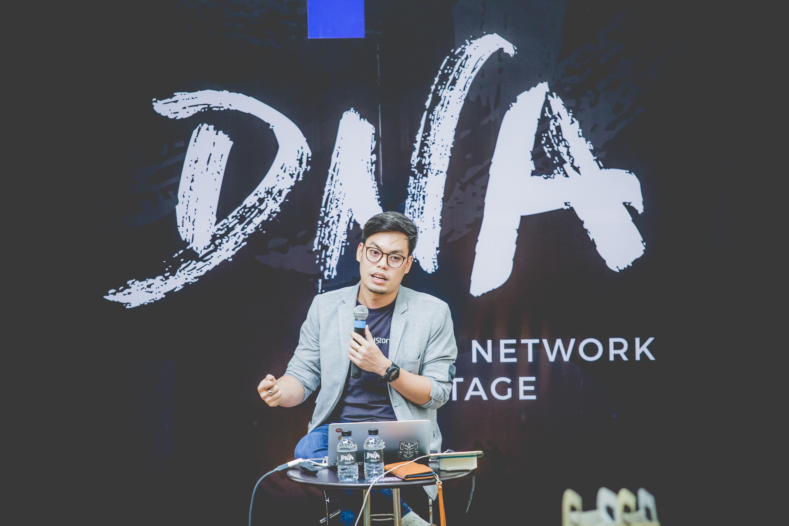 #DNAjournal EP.17 #DNAbySPU [Awaken the giant within :: ปลุกยักษ์ใหญ่…ที่อยู่ในธุรกิจ] คุณแจ็ค ชวิน ศุภวงศ์ Co-founder and COO, FoodStory