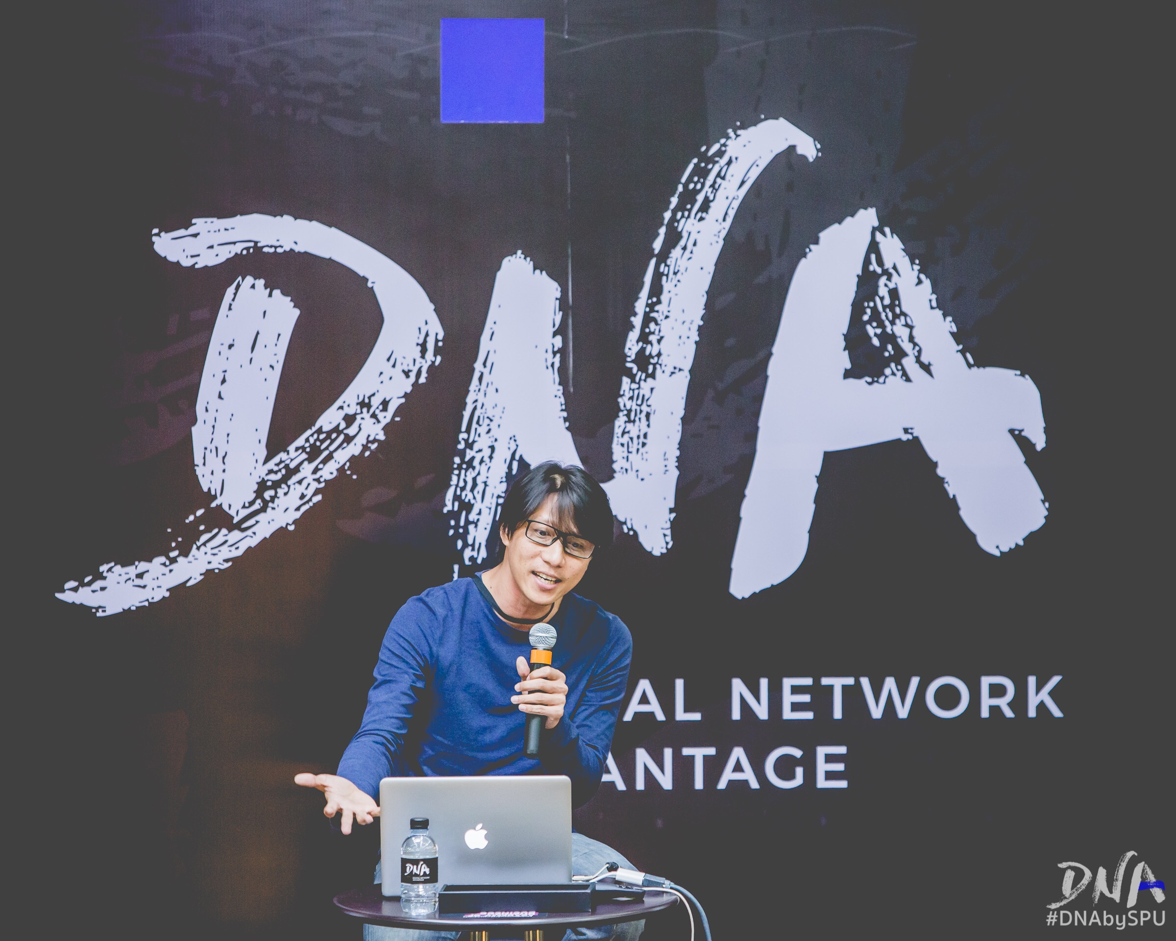 "#DNAjournal EP.13 #DNAbySPU [Learning from feeling :: เรียนรู้... จาก""มวลอารมณ์] คุณพล หุยประเสริฐ"