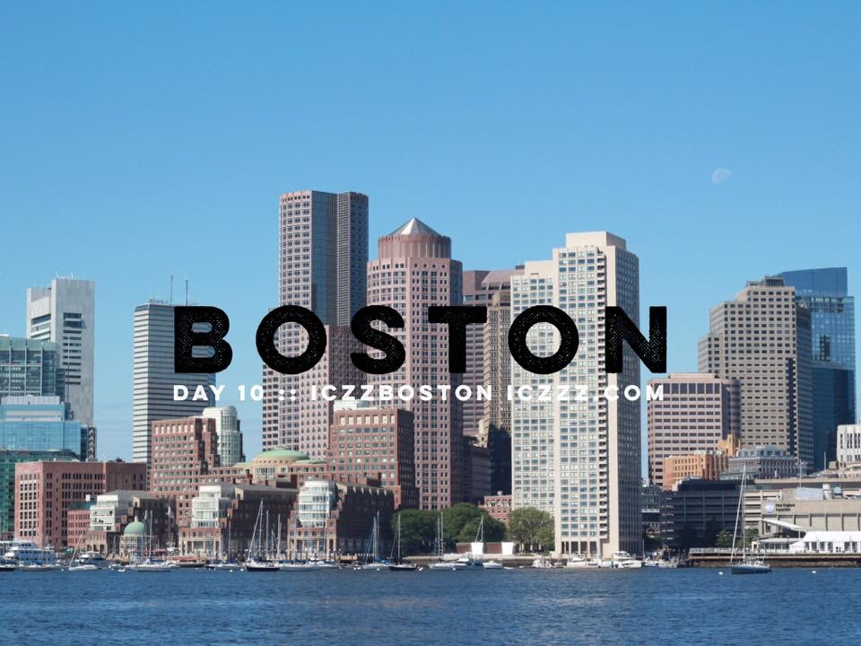 รีวิวเที่ยว Boston USA EP.10/10 :: Boston USA 101 Top things to do in Boston USA @iczz #iczzBoston