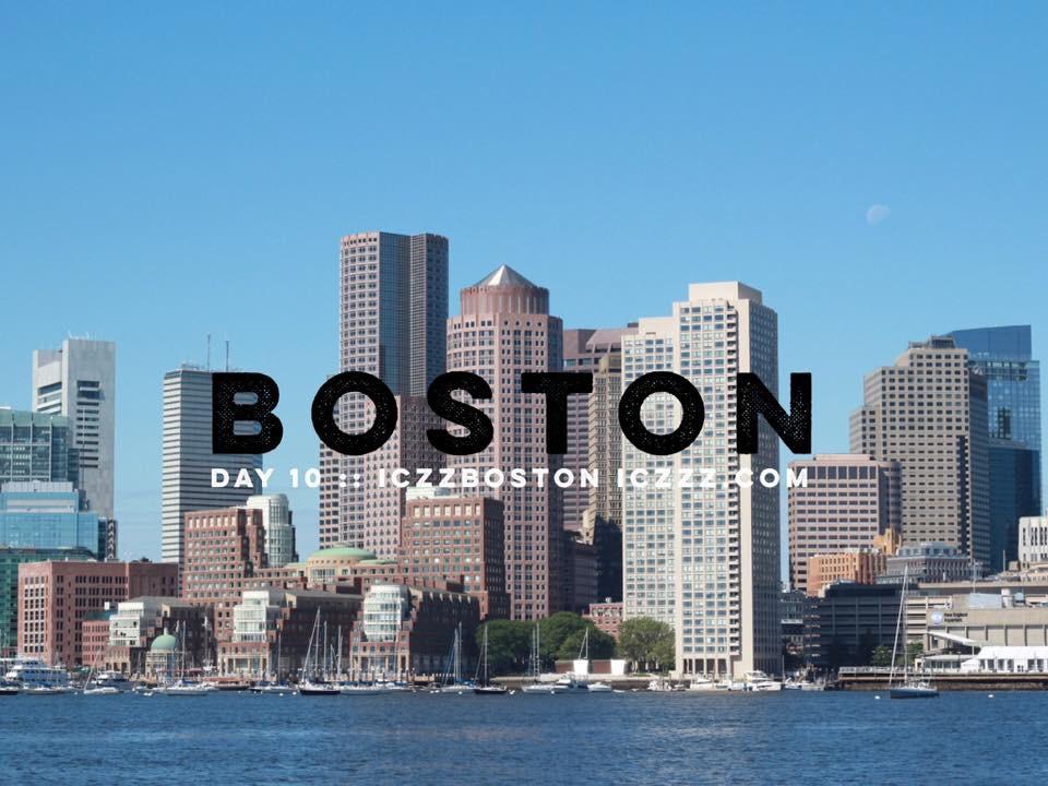 รีวิวเที่ยว Boston USA EP.10/10 :: Boston USA 101 Top things to do in Boston USA @iczz #iczzBoston