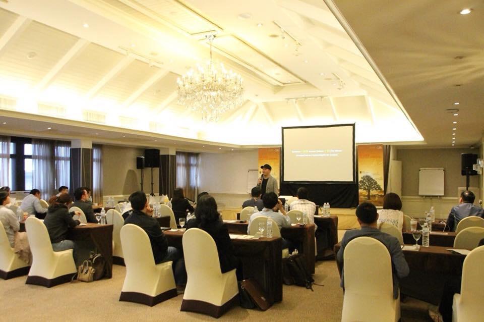 Singha Smart SMEs: ดร.ธีรศานต์ ไอซ์ สหัสสพาศน์ Business Development