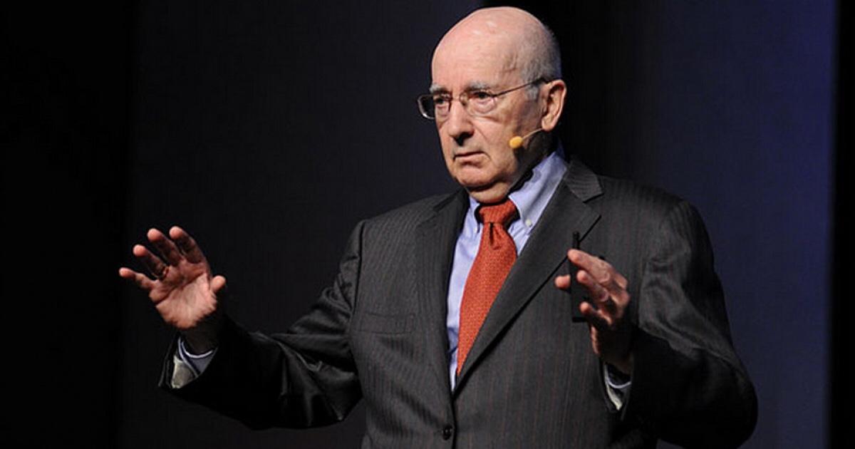 ก้าวต่อไปของการตลาด (What's Next For Marketing) Professor Philip Kotler