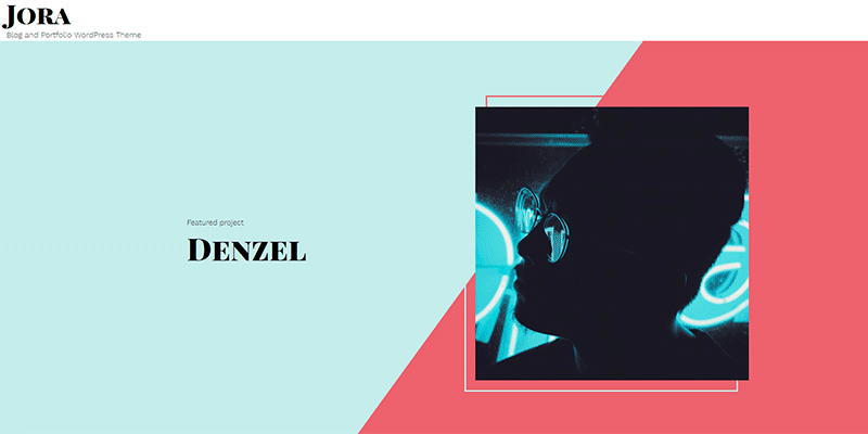 ไอเดียใหม่ สำหรับทำหรืออัพเดท Portfolio , Website Portfolio 2018