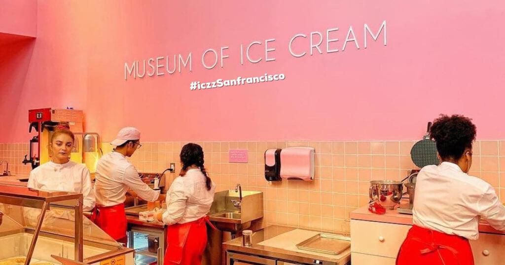 #iczzSanfrancisco #MOIC Museum of ICE Cream  #การตลาดโดยสังเกต #มวลอารมณ์