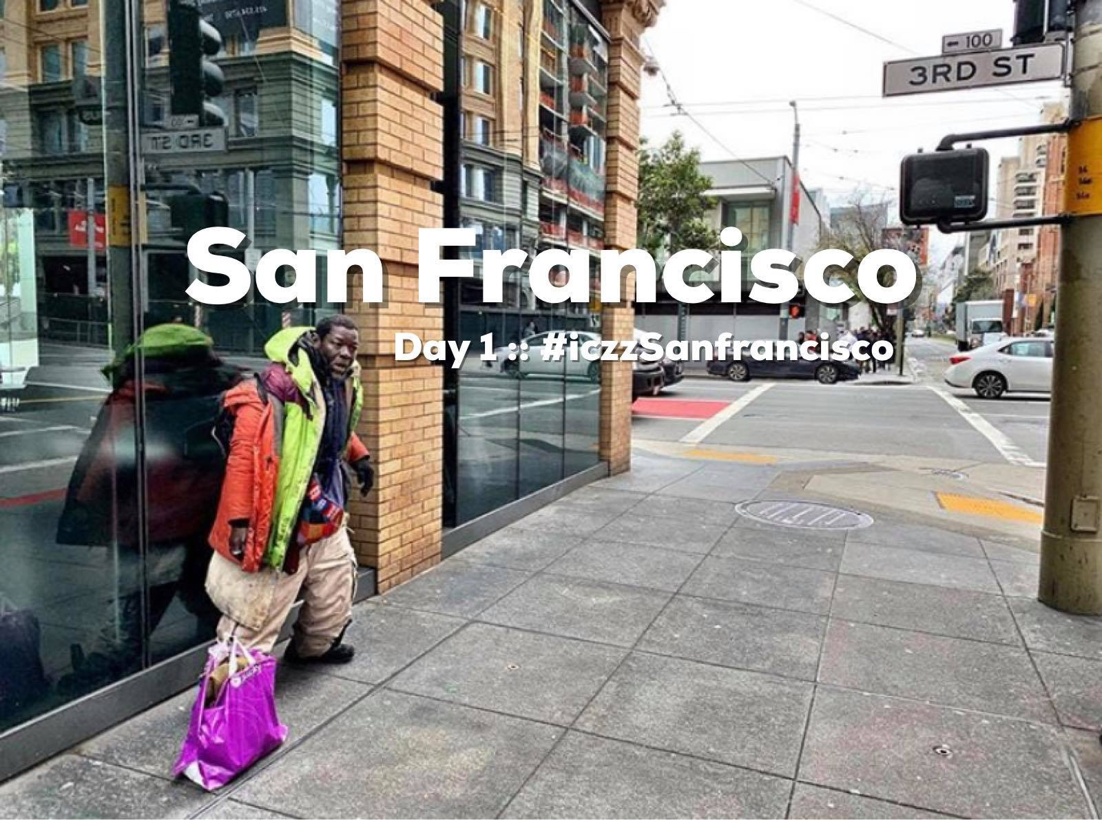 รีวิวเที่ยว San Francisco USA :: San Francisco USA 101 Top things to do in San Francisco USA EP.1/6 @iczz #iczzSanFrancisco