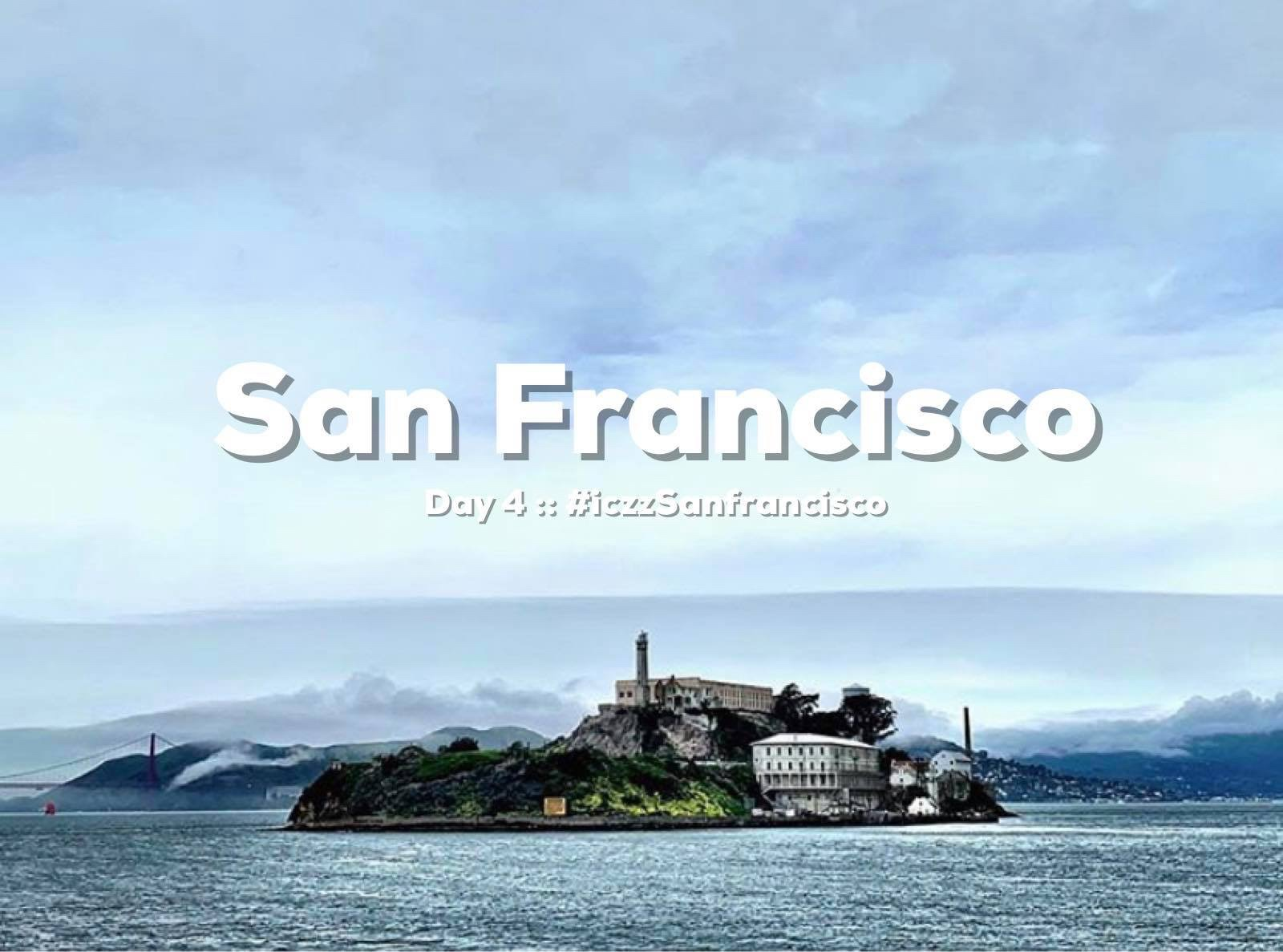 รีวิวเที่ยว San Francisco USA :: San Francisco USA 101 Top things to do in San Francisco USA EP.4/6 @iczz #iczzSanFrancisco